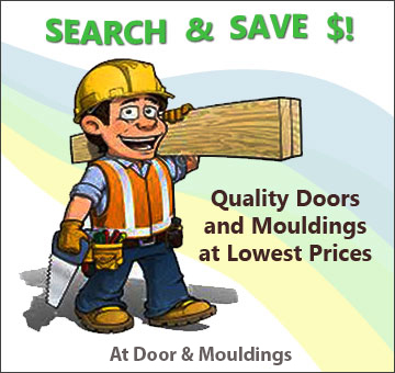 Quality door and moulding for home improvement - at residential Door and Moulding
